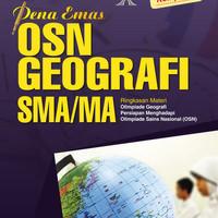 Pena Emas Olimpiade Sains Nasional / OSN Geografi SMA