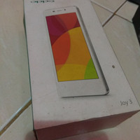 Box/Kardus Hp Handphone Oppo Joy 3 A11w Second + Kitab