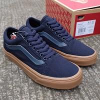 Sepatu Vans Oldskool DK Navy Gum Wafle DT BNIB Premium Quality 345d7dfb0