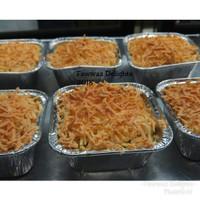 Macaroni Schotel mini (Makaroni Panggang)