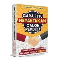 Buku Bisnis || Cara Jitu Menyakinkan Calon Pembeli || Kode SG 106