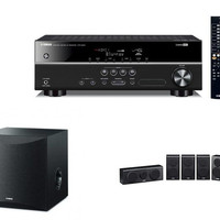 Home Theatre Package Yamaha HTR-2067 NS-PA150 YST-SW012 / Home Theater