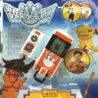 PREORDER DIGIMON Digivice Data Link Original Bandai orange digimon