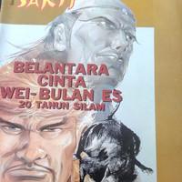 Komik Langka ! Serial Kung Fu Tapak Sakti Vol. 33 Belantara cinta wei-