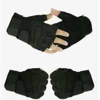 sarung Tangan Tactical Army Outdoor airsoftgun motor Blackhawk glove
