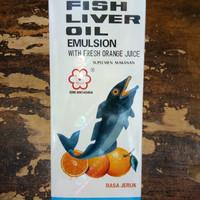 TUNGHAI FISH LIVER OIL EMULSION 500 ML