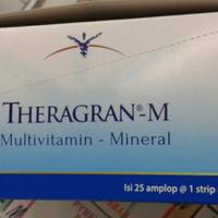 theragran-m multivitamin&mineral