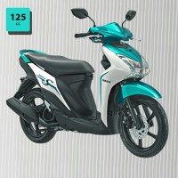 Cash & Kredit resmi motor baru yamaha Mio S Dp mulai 1jt