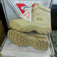 sepatu Oakley sabot boot tactical