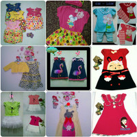 Over Jual Murah Paket Usaha Grosir Pakaian Anak Perlengkapan Bayi