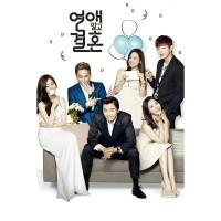 Marriage Not Dating ( 2014 ) Drama Korea