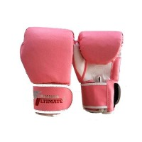 Stamina Boxing Gloves PRO 12 oz Pink