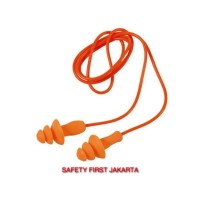 3M ORIGINAL Ear Plugs Corded 1270 - Pelindung Telinga u/ Berenang