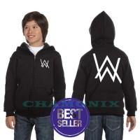 Harga jaket sweater zipper hoodie anak alan walker | Hargalu.com