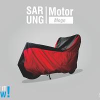Sarung Motor Moge / Harley - Waterproof 70% (indoor)