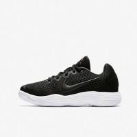 Sepatu Basket Anak Nike Hyperdunk 2017 Low GS Black ORI
