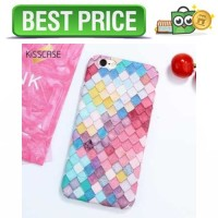 Kisscase Mermaid Scale 3D Hardcase for iPhone 7/8 - iPhone 7/8