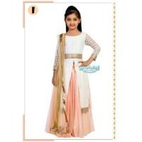 Dress Gamis India Branded Import 2 3 4 5 Tahun AGS4308