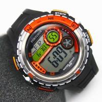 Jam tangan pria wanita digital analog gshock casio ripcurl emas gold