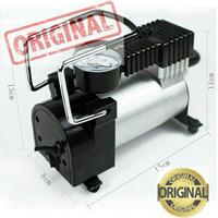 Kompresor Pompa ban mobil listrik portable mini pump car electric