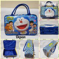 Travel Bag Anak Big Size Karakter Doraemon