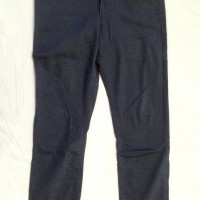 Celana Uniqlo original Chino Skinny dark grey