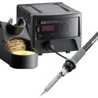 Temperature-Controlled Soldering Stations Goot RX-711AS