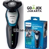 READY Shaver Philips Aqua Touch S5070 Alat Cukur modern
