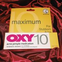 AMPUH ! Obat Jerawat Hilang dlm 3 hari! Oxy10 / Oxy 10 / obat jerawat