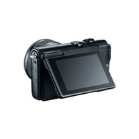 (Dijamin) Canon EOS M100 double Kit 15-45mm + 22mm - Grey