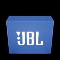 JBL GO Portable Bluetooth Speaker - Blue Murah