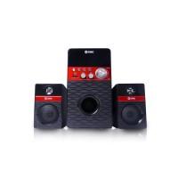 GMC 888R Speaker (FM Radio,SD Card,USB) Merah - Khusus JABODET Murah