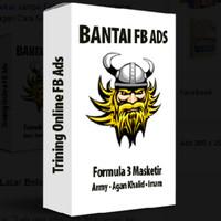 Bantai FB Ads - Formula 3 Masketir ( Tutorial)