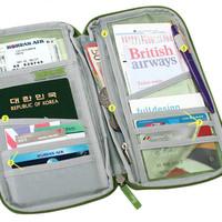 Harga dompet travel untuk organizer passport dan kartu lainnya | WIKIPRICE INDONESIA