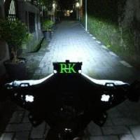 LAMPU LED MOTOR H6 AC DC PNP HONDA VARIO. BLADE. CS1. J Diskon