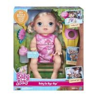 harga Baby Alive Baby Go Bye Bye Blonde Doll C2688 Tokopedia.com