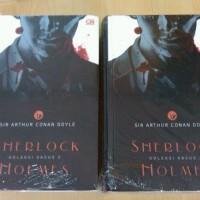 NOVEL TERBARU Sherlock Holmes - Koleksi Kasus 2 - Sir Arthur Conan