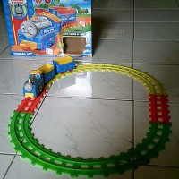 Brick Lego Puzzle Mainan Kereta Api Thomas & Friends | Thomas Set