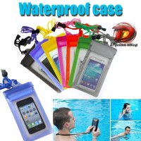 Waterproof Waterproff AirBag Sarung Case HP Camera anti air Large HP