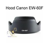 Hood Canon EW-60F for Canon EF-M 18-150mm f/3.5-6.3 IS STM (EOS M)