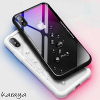Iphone X Case Touhened Glass Super Light | Case Iphone X