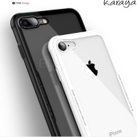 Iphone 7/7+/8/8+ Case Toughened Glass Super Light | Case Iphone 7