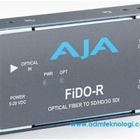 AJA Mini Converter FIDO-R (1 Optical in to 2 SDI out)