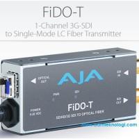 AJA Mini Converter FIDO-T (1 SDI in, 1SDIn out,1 Oftical Out)