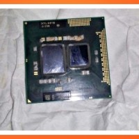 Prosesor Laptop Intel® Core™ i3-370M Processor (3M cache, 2.40 GHz)