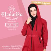 Harga hijacket original jaket hijabers wanita jaman now hj 10 | Pembandingharga.com