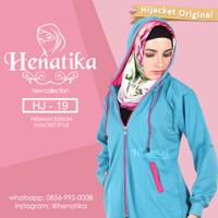 Harga hijacket original jaket hijabers wanita jaman now hj 19 | Pembandingharga.com