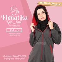 Harga hijacket original jaket hijabers wanita jaman now hj 6 | Pembandingharga.com
