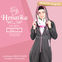 Harga hijacket original jaket hijabers wanita jaman now hj 7 | Pembandingharga.com