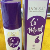 La'soul Lasoul La'moist untuk Bibir